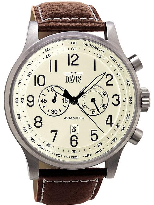 Davis heren horloge 453