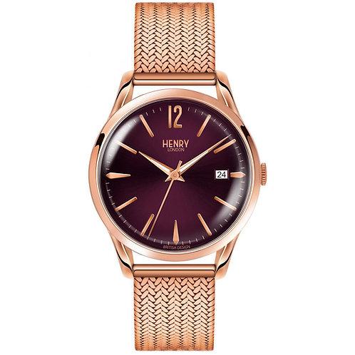 Henry London dames horloge HL39-M-0078