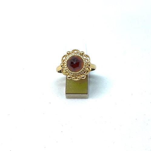 Vintage ring 55