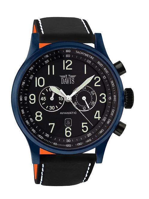 Davis heren horloge 1981