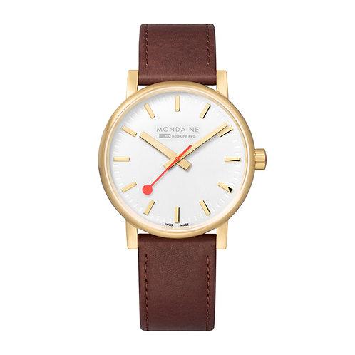 Mondaine horloge MSE.40111.LG