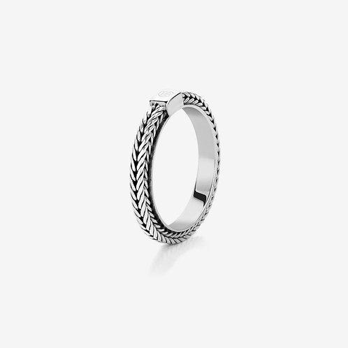 Sterling Silver Rings - Ring Bia RR-RG022