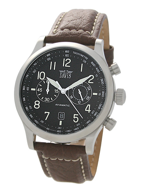 Davis heren horloge 1021
