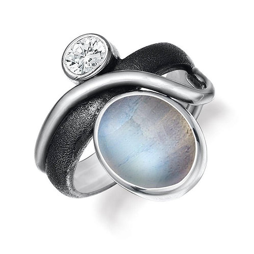 Rabinovich Midnight Moon Ring
