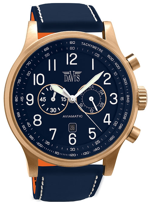 Davis heren horloge 1945