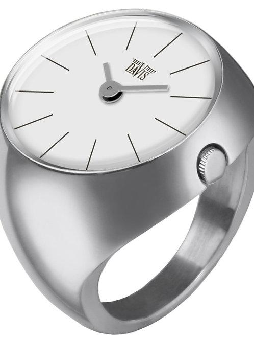 Davis horloge ring 2001