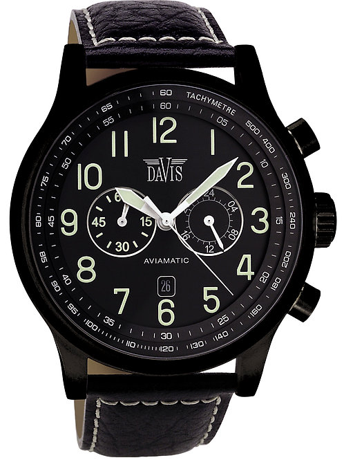 Davis heren horloge 452