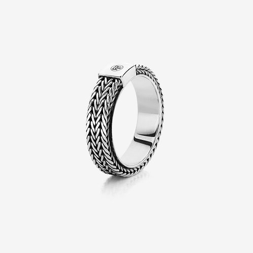 Sterling Silver Rings - Ring Proteus RR-RG021
