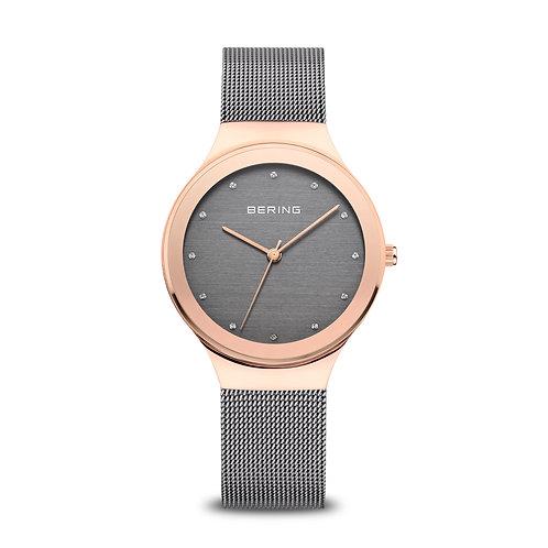 Bering dames horloge 12934-369