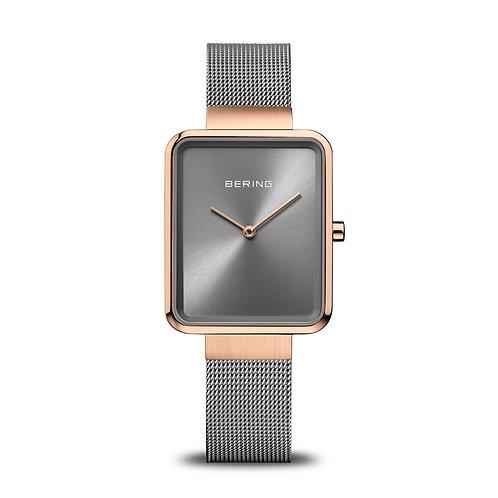 Bering dames horloge 14528-369