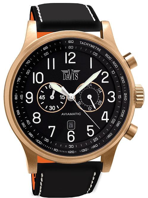 Davis heren horloge 1940