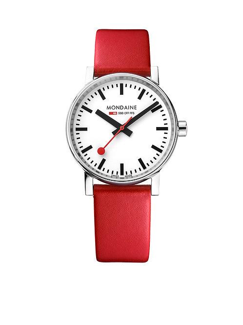 Mondaine horloge MSE.35110.LC