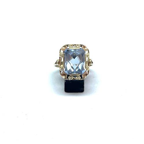 VERKOCHT / Vintage ring 50
