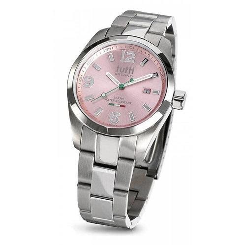Tuttie Milano horloge TM800 rose