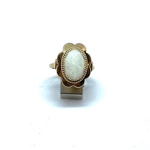 VERKOCHT / Vintage ring 63