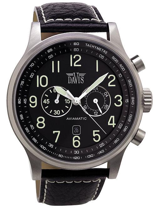 Davis heren horloge 450