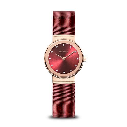 Bering dames horloge  10126-363