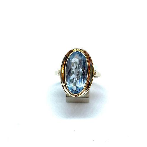 VERKOCHT / Vintage ring 35