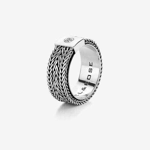 Sterling Silver Rings - Ring Triton RR-RG020
