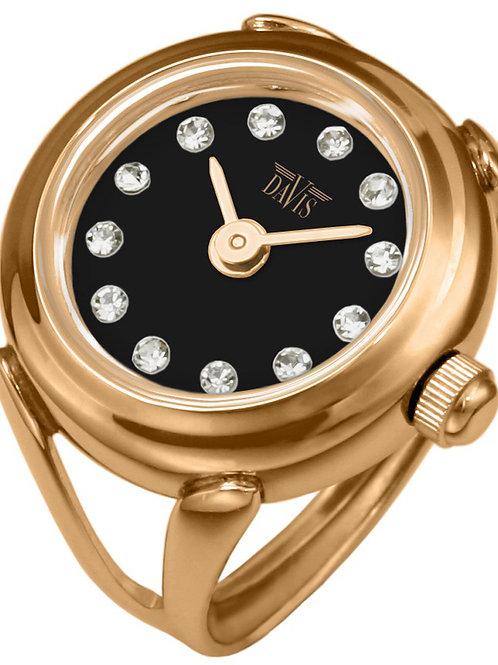 Davis horloge ringen