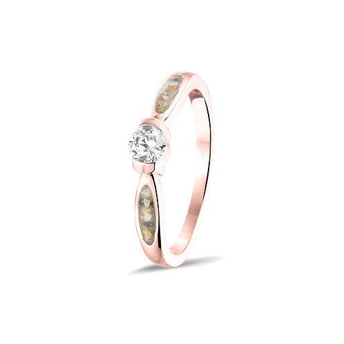 See You RG 043 Roségoud diamant