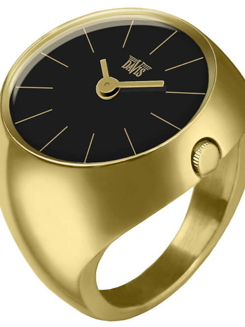 Davis horloge ring 2005