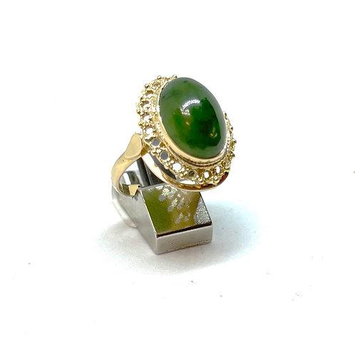 VERKOCHT / Vintage ring 62