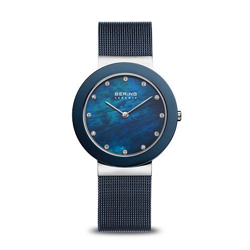 Bering dames horloge   11435-387