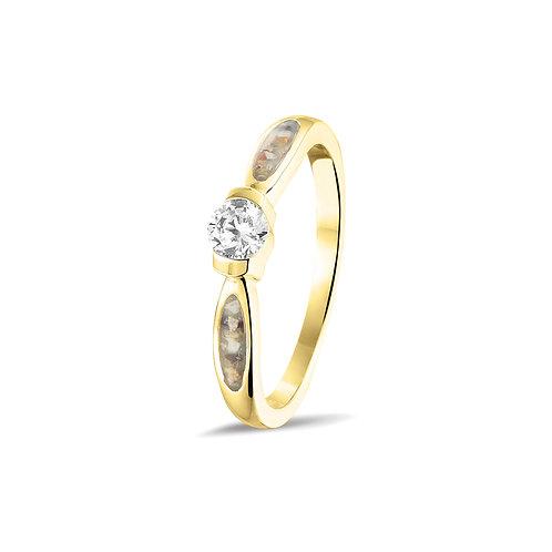 See You RG 043 Geelgoud diamant