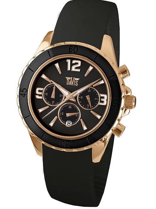 Davis dames horloge 1875
