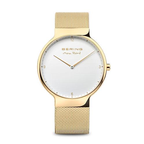 Bering heren horloge 15540-334