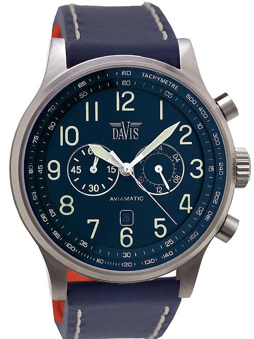 Davis heren horloge 455