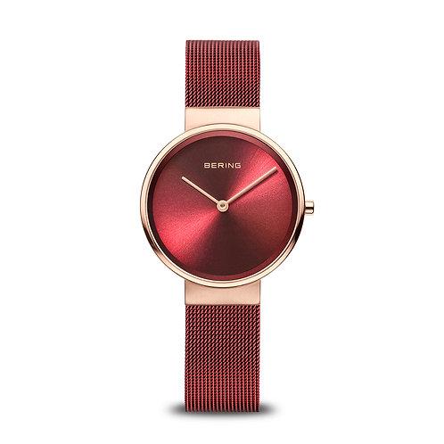 Bering dames horloge 14531-363