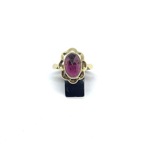 VERKOCHT / Vintage ring 13