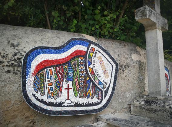 village de mosaïques 43