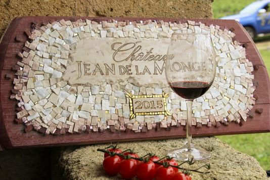vin et mosaïque babylon_mosaic_chateau