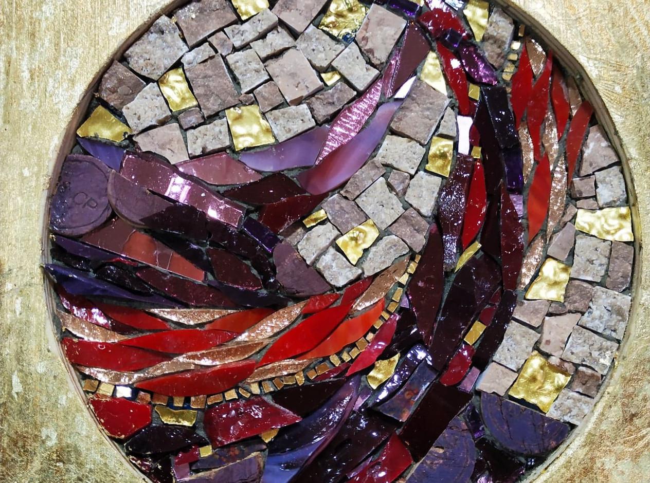 Plopp! une collection de mosaïques qui débouchonne!!