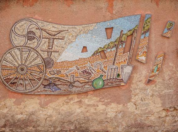 villaggio dei mosaici35