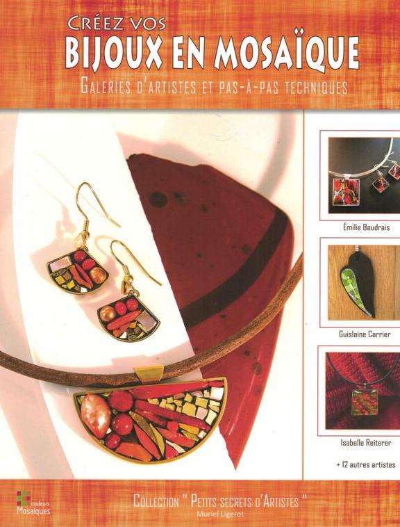Apprenez à faire vos bijoux en mosaïque!!