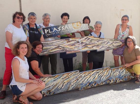 villaggio dei mosaici38