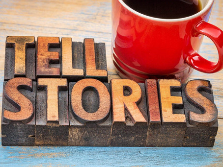 Why leaders should be telling stories