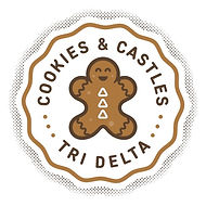 Cookies & Castles_Badge Logo_2020_CMYK c