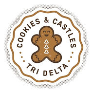 Cookies & Castles_Badge Logo_2020_CMYK c