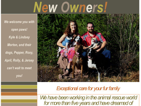 New Owners!