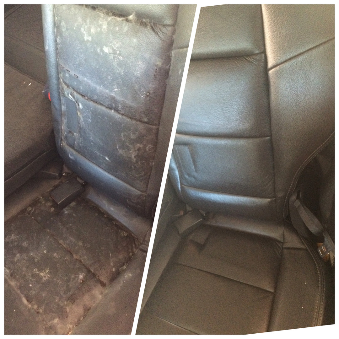 leather cleaning conditioning