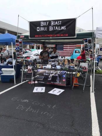 shop local business events vendor car show
