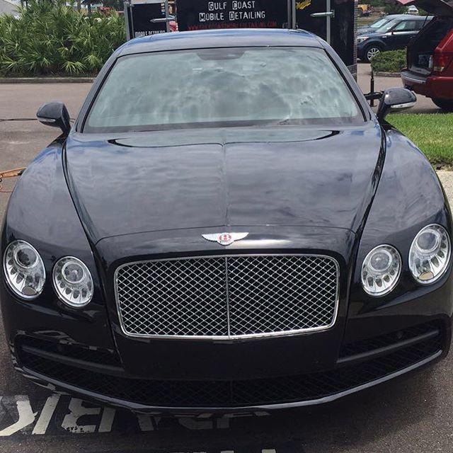 Bentley detailing clearwater St. Pete Rolls Royce LUXURY EXOTIC DETAILING
