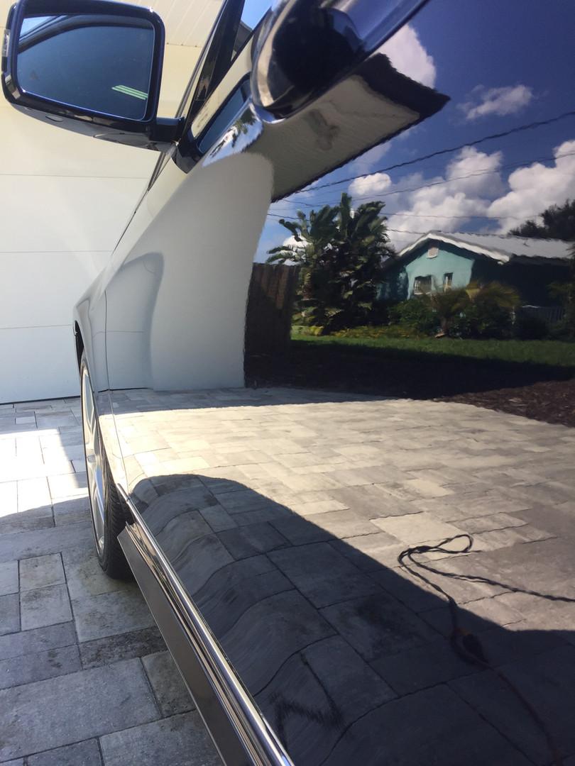 BMW detailer