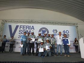 VI FERIA SSIMA (Salud, Seguridad Industrial y Medio Ambiente)