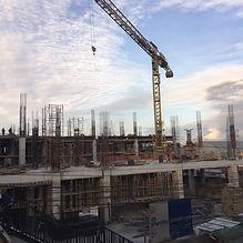 Foto de proyecto de construcción